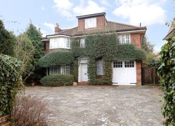 Thumbnail 5 bed detached house for sale in Bathgate Road, Wimbledon