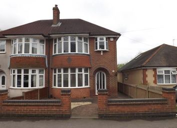 Thumbnail 3 bedroom semi-detached house for sale in Church Lane, Whitwick, Coalville