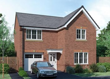 Thumbnail 3 bed detached house for sale in Wheatfields, Ambridge Way, Seaton Delaval, Tyne & Wear