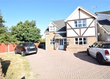 Thumbnail 4 bed detached house for sale in Burnt Mills Road, Basildon, Essex