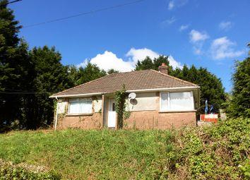 Thumbnail 2 bed detached house for sale in Heol Mansant, Pontyates, Llanelli, Carmarthenshire.