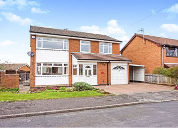 4 bed detached house for sale in Cowham Close, Alfreton DE55