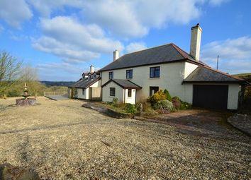 Thumbnail 6 bed detached house for sale in Nomansland, Tiverton, Devon