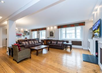 Thumbnail 3 bed flat to rent in Seymour Place, London