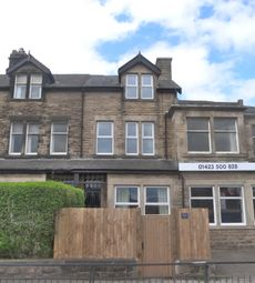 Thumbnail 4 bed terraced house to rent in Skipton Road, Harrogate