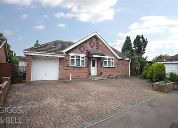 Thumbnail 3 bed detached bungalow for sale in Stopsley Way, Luton, Bedfordshire