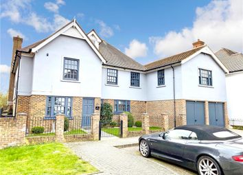 Thumbnail 5 bed detached house for sale in Braeburn Way, Kings Hill, West Malling, Kent