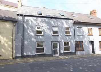 Thumbnail 4 bed town house for sale in Mariners Square, Haverfordwest