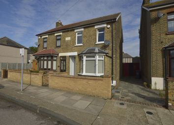 Thumbnail 3 bed semi-detached house to rent in Mildmay Road, Romford