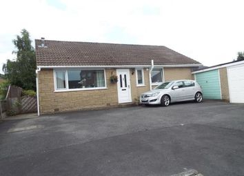 Thumbnail 3 bed bungalow for sale in Borrowdale Close, Burnley, Lancashire