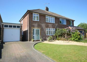 Thumbnail 3 bed semi-detached house for sale in Broomfield, Park Street, St.Albans