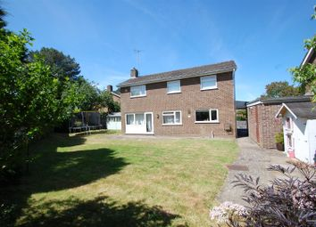 Thumbnail 4 bed detached house for sale in Copse Close, Liss