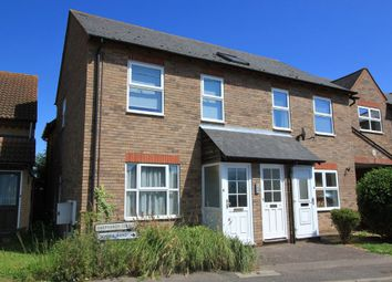 Thumbnail 2 bedroom flat for sale in Shepherds Court, Willingham, Cambridge