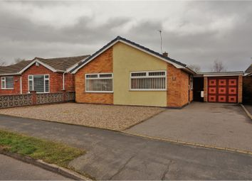Thumbnail 3 bed detached bungalow for sale in Ash Road, Earl Shilton, Leicester