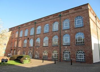 Thumbnail 2 bed flat to rent in Quorn Mill, Weavers Close, Quorn