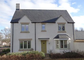 Thumbnail 3 bed detached house for sale in Mitchell Way, Upper Rissington, Cheltenham