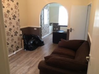 Thumbnail 3 bedroom terraced house to rent in Oakfield Road, Anfield, Liverpool