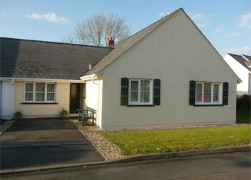 Thumbnail 3 bed semi-detached bungalow for sale in 14 Parc-Yr-Eglwys, Dinas Cross, Newport, Pembrokeshire