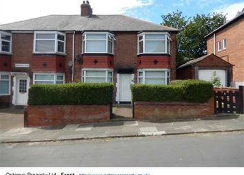 Thumbnail 2 bed flat to rent in Normount Road, Newcastle Upon Tyne