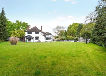 Thumbnail 8 bed detached house for sale in Charlton Avenue, Hersham, Walton-On-Thames, Surrey