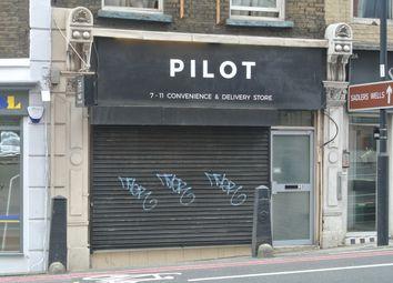 Retail premises to let in Kings Cross Road, London WC1X
