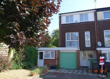 Thumbnail 3 bed end terrace house for sale in Close, Loughton, Essex