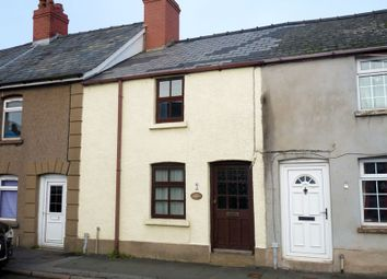 Thumbnail 2 bed terraced house to rent in Newgate Street, Llanfaes, Brecon