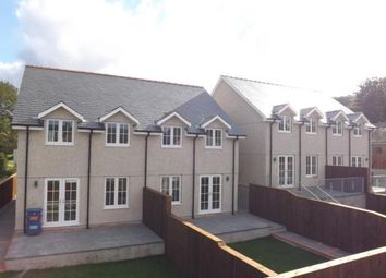 Thumbnail 3 bed semi-detached house for sale in Bryn Deiliog, Llanbedr, Gwynedd
