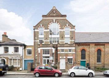 Thumbnail 1 bed flat to rent in Dalling Road, London