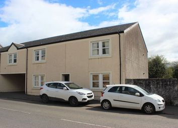 Thumbnail 2 bed flat for sale in Commercial Road, Strathaven