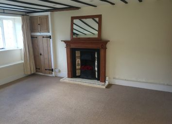 Thumbnail 3 bed cottage to rent in Quashbrook, Colaton Raleigh