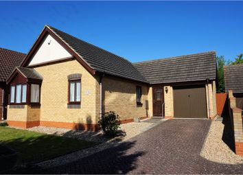 Thumbnail 3 bedroom detached bungalow for sale in Corvus Close, Royston
