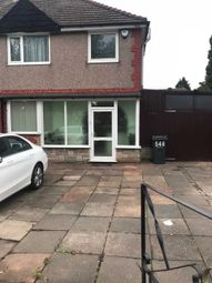 3 bed semi-detached house to rent in Bromford Lane, Washwood Heath, Birmingham B8