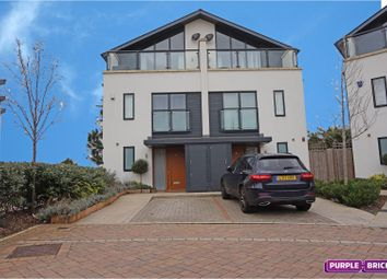 Thumbnail 3 bed semi-detached house for sale in Godwin Terrace, Harold Wood