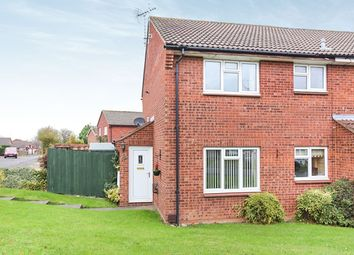 Thumbnail 1 bed semi-detached house for sale in Richmond Drive, Perton, Wolverhampton