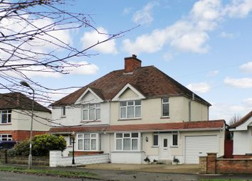 Thumbnail 3 bedroom semi-detached house for sale in Staple Hall Road, Bletchley