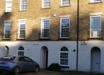 Thumbnail 3 bed town house to rent in Marigold Way, Maidstone