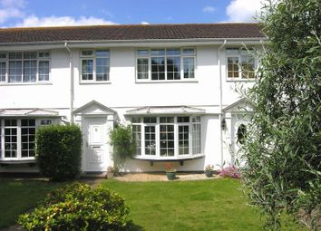 Thumbnail 3 bed terraced house to rent in Garden Court, Budleigh Salterton, Devon