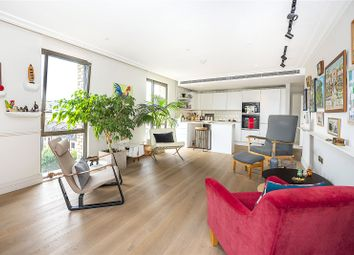 Queen's Wharf, 2 Crisp Road, London W6. 2 bed flat for sale