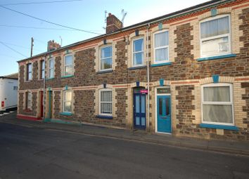 Thumbnail 3 bed terraced house for sale in Myrtle Street, Appledore, Bideford