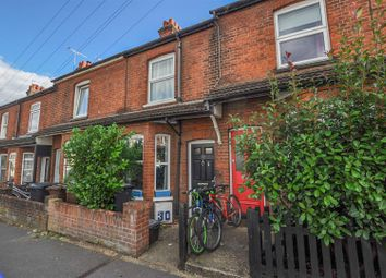 Thumbnail 2 bed terraced house to rent in Camp View Road, St.Albans