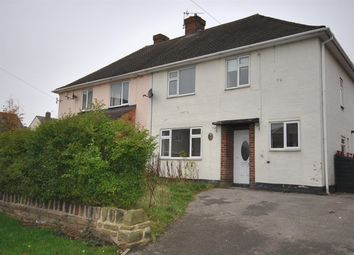 Thumbnail 4 bed semi-detached house to rent in Gipsy Lane, Old Whittington, Chesterfield
