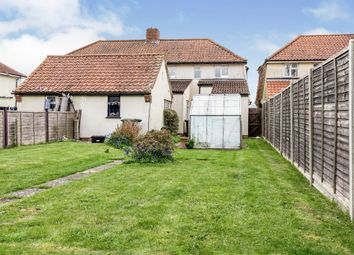 Thumbnail Semi-detached house for sale in Silver Street, Witcham, Ely