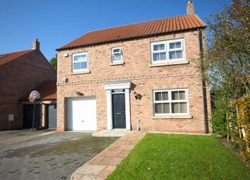 Thumbnail 4 bed detached house for sale in Bursary Court Pickering