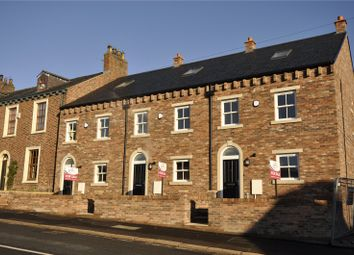 Thumbnail 4 bed terraced house for sale in 18C Eden Place, Carlisle, Cumbria