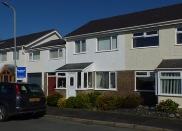 Thumbnail 4 bed semi-detached house for sale in Bro Cymerau, Pwllheli, Gwynedd
