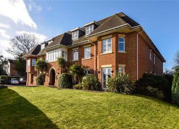 Thumbnail 2 bed flat to rent in Jenkins Court, Chapel Lane, Bagshot, Surrey