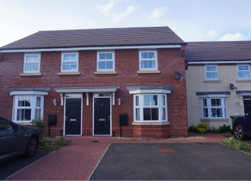 Thumbnail 3 bed semi-detached house for sale in Yew Tree Close, Shrewsbury