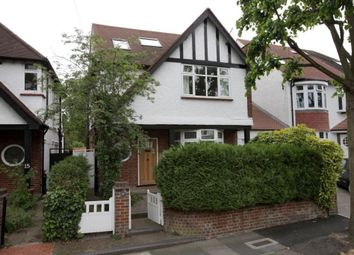 Thumbnail 4 bed semi-detached house to rent in Percival Road, East Sheen, London
