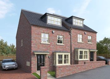 Thumbnail 3 bedroom semi-detached house for sale in St John's, St. Johns Avenue, Wakefield